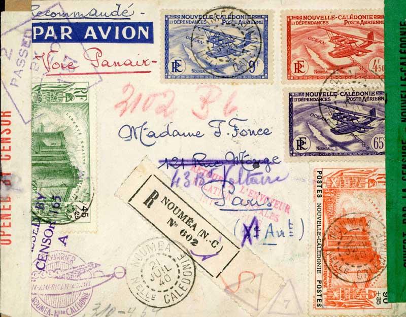 nouvelle hébrides 5 francs 1982